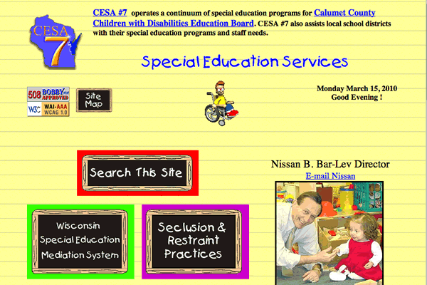 Special Education Sites
